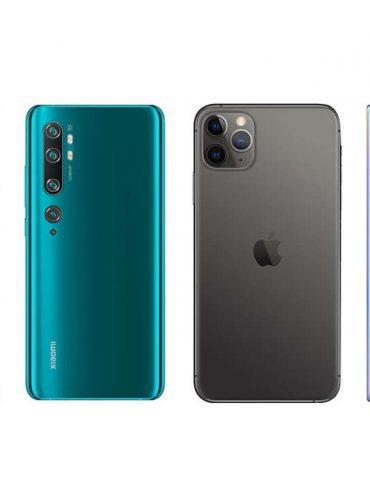 dxomark camera phone 2019