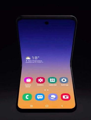 Samsung Galaxy Galaxy shell