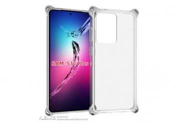 Samsung Galaxy S11 + case