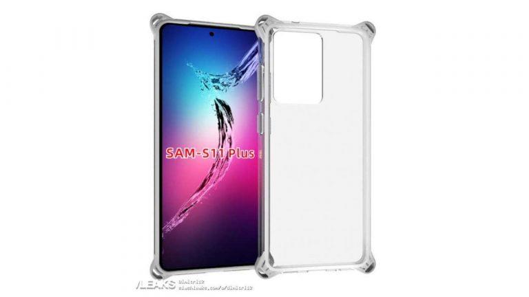 Samsung Galaxy S11 + funda