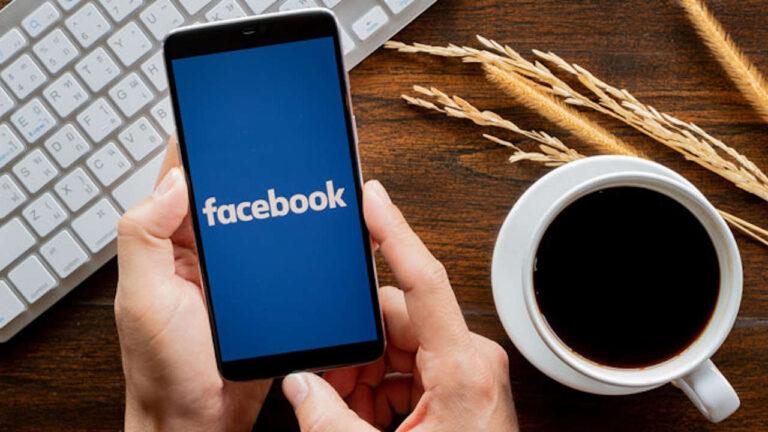 facebook os smartphone