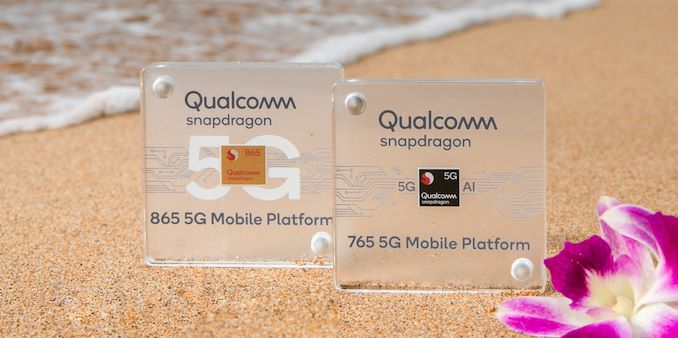 qualcomm snapdragon 865 snapdragon 765