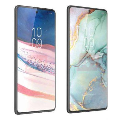 Samsung Galaxy Note 10 Lite Samsung Galaxy S10 Lite
