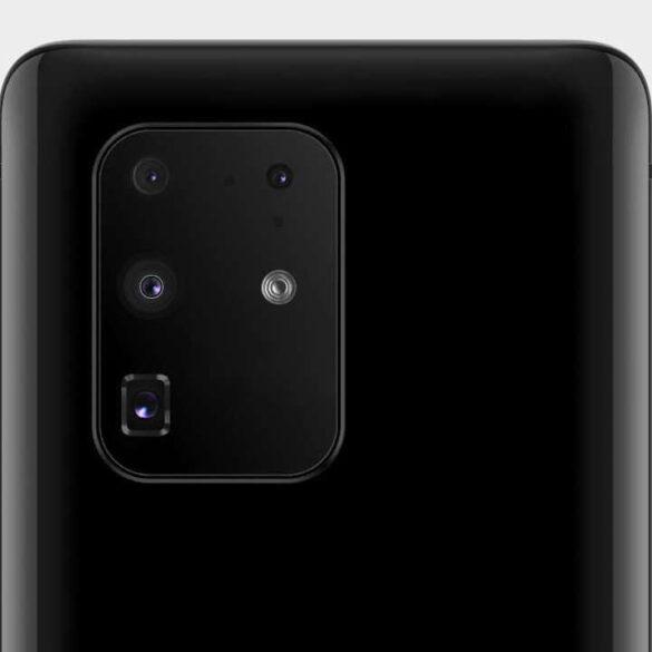 Samsung Galaxy S11 + camera