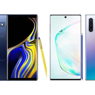 samsung galaxy note 9 samsung galaxy note 10+