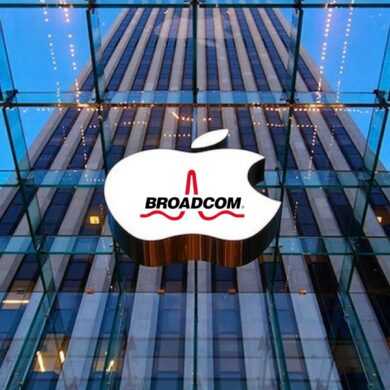 Apple e Broadcom