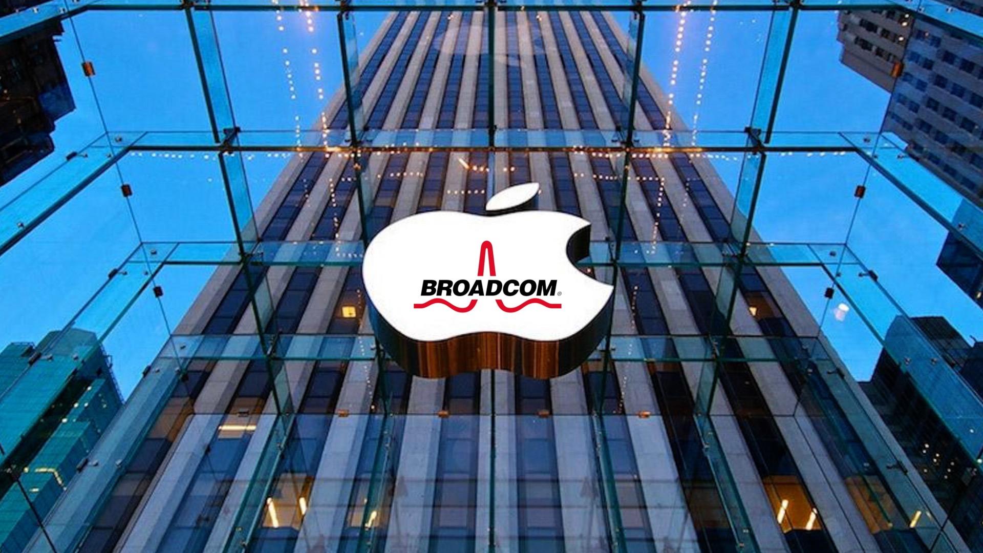 Apple e Broadcom