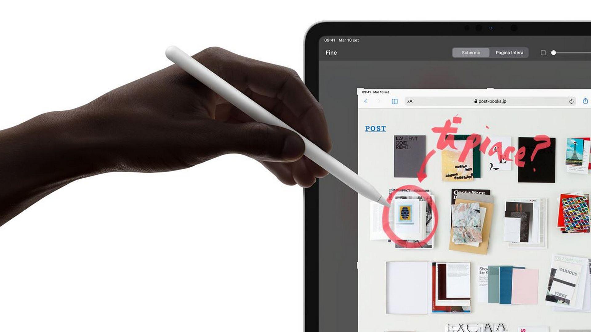 offerte mediaworld apple pencil 2