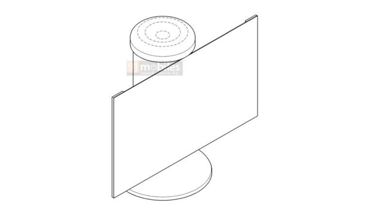 patente do orador samsung