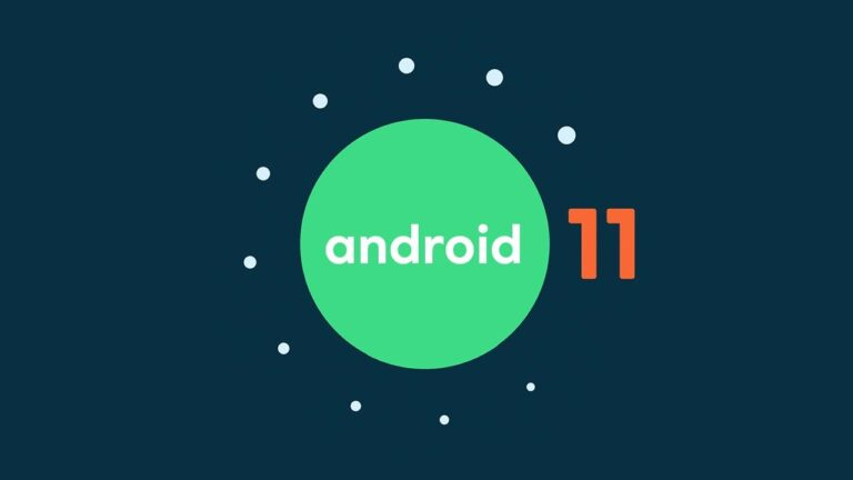 google android 11