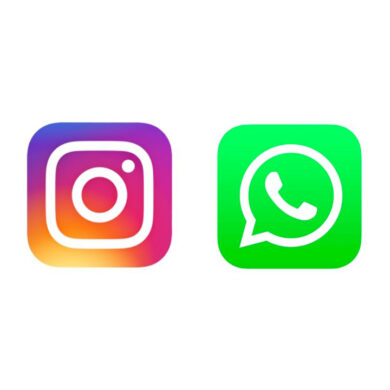 instagram whatsapp