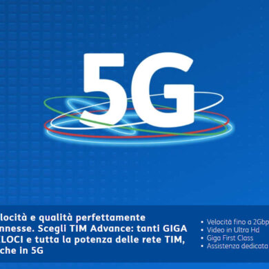 tim advance 5g unlimited