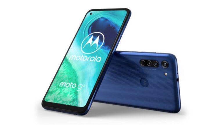 Motorola Moto G8