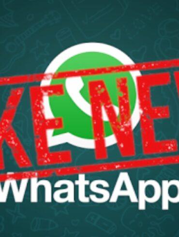 whatsapp beta notícias falsas