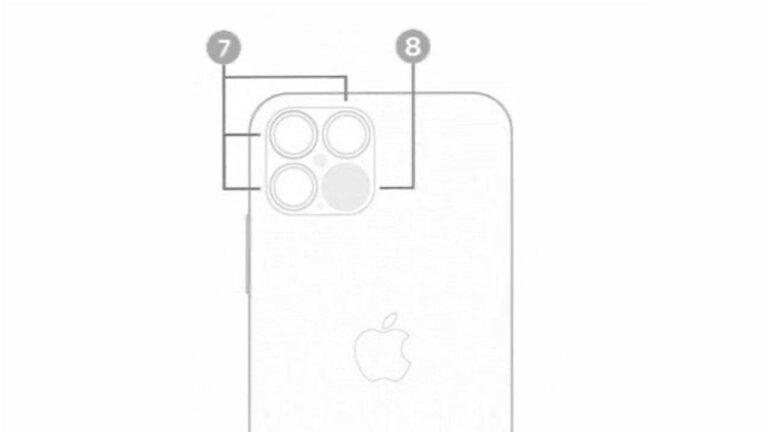 apple iphone 12 lidar
