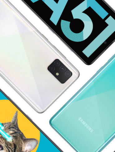 samsung galaxy a51 cover pellicole accessori