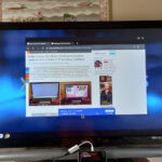 taskbar modalità desktop