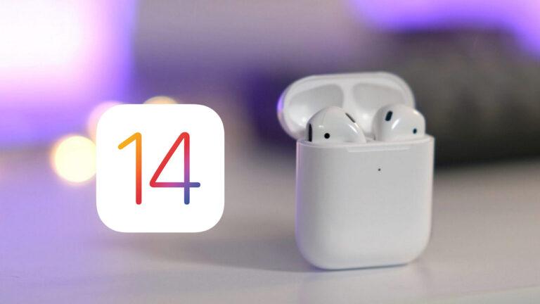 apple airpods caricamento ottimizzato batteria ios 14 2
