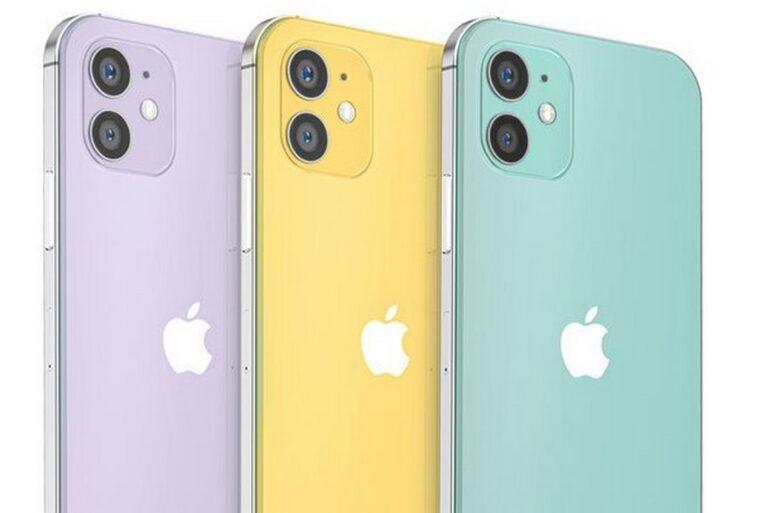 apple iphone 12 design display compatto iphone se 2020