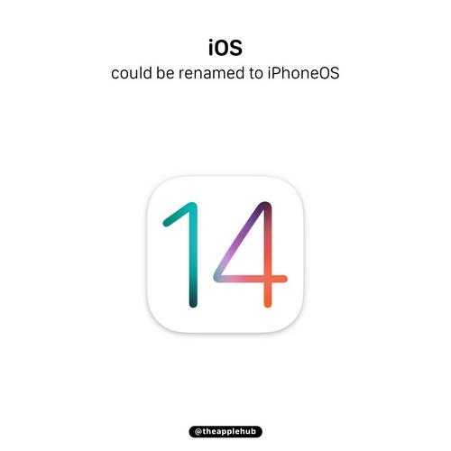 apple iphone os 14 ios