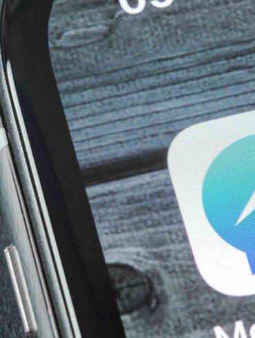 facebook messenger test blocco chat face id touch id ios