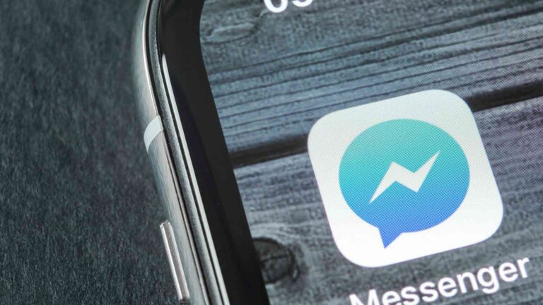 facebook messenger test bloquer chat face id id touch id ios