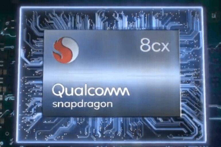 qualcomm Snapdragon 8cx plus neuer Gerüchte-Chipsatz