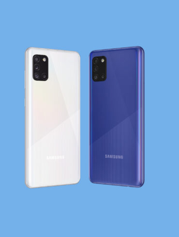 Samsung Galaxy A31 Официальный Италия Технические характеристики Цена 3