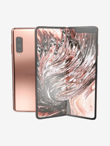 samsung galaxy fold 2 video leak design