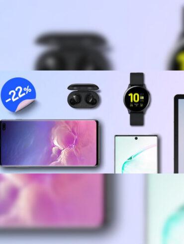 Descuentos de la tienda oficial de Samsung Galaxy Time