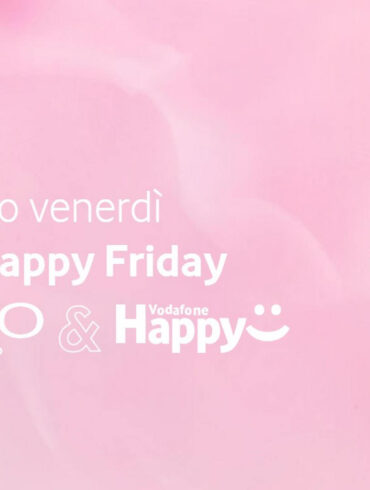 vodafone happy friday coupon kiko 12 giugno