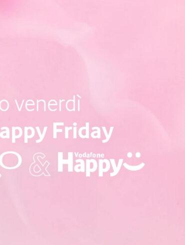 vodafone happy friday coupon kiko 12 giugno