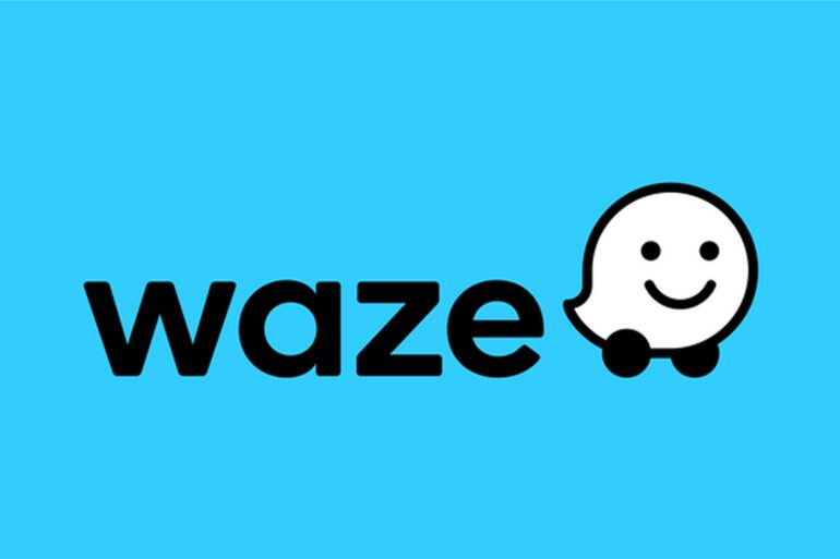 waze logo icônes humeur android ios