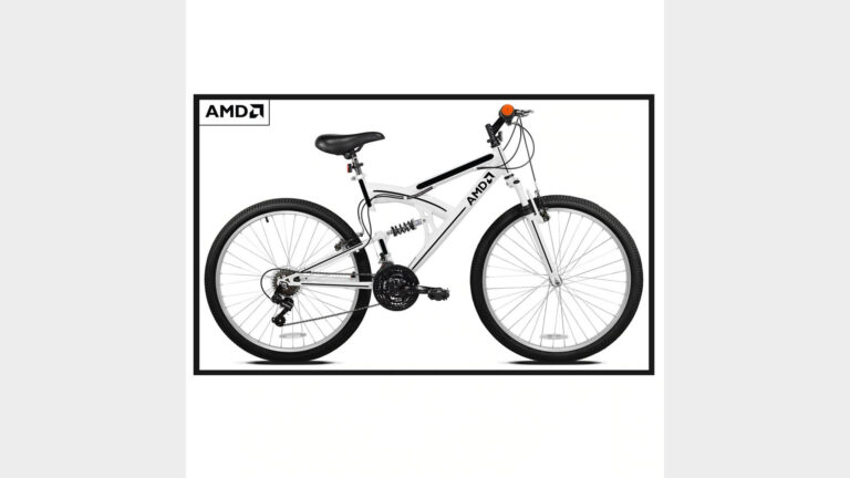 amd bici custom mountain cruiser bike