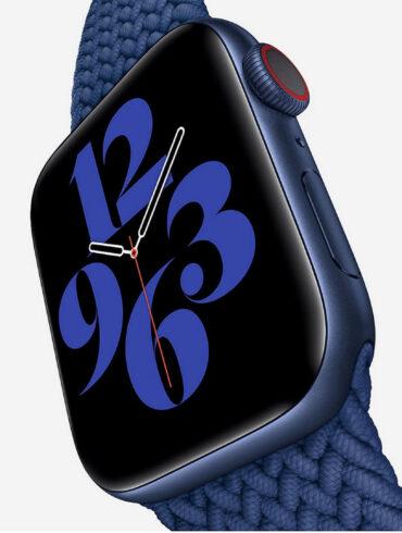 apple watch series 6 SE 3 spécifications prix publication