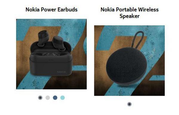 nokia 8.3 3.4 2.4 power earbuds portable speaker specifiche prezzo uscita