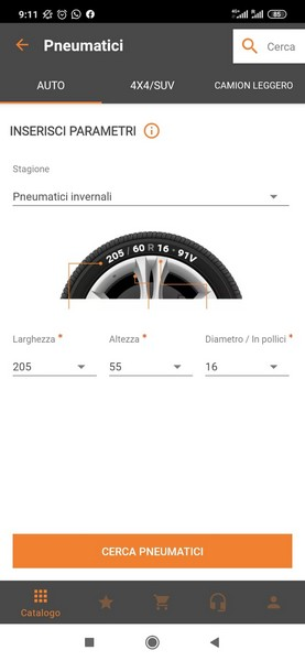 autodoc app ricambi auto android ios 3
