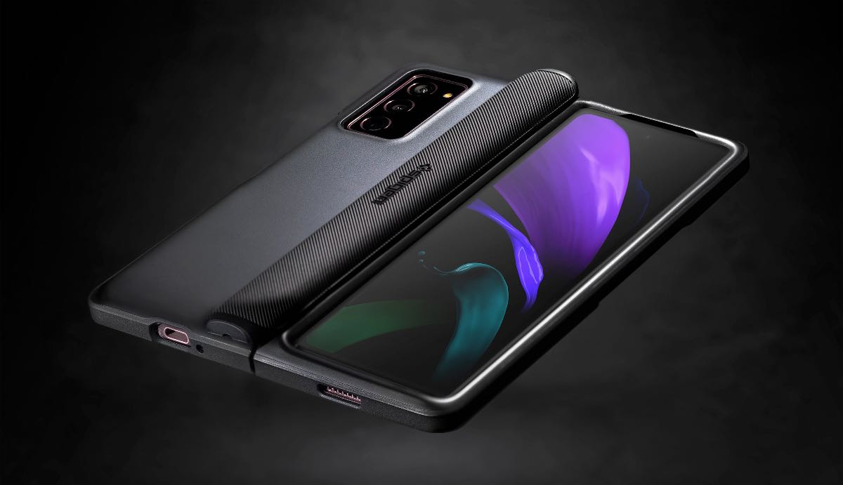cover galaxy z fold 2 spigen 2