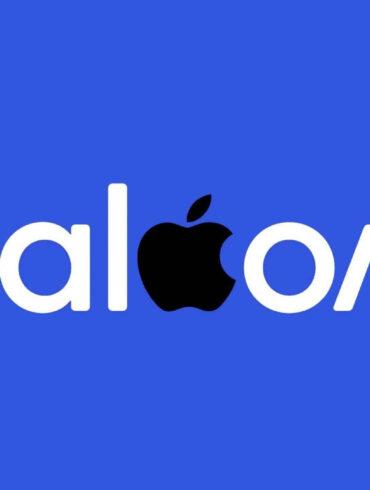 qualcomm apple vendite