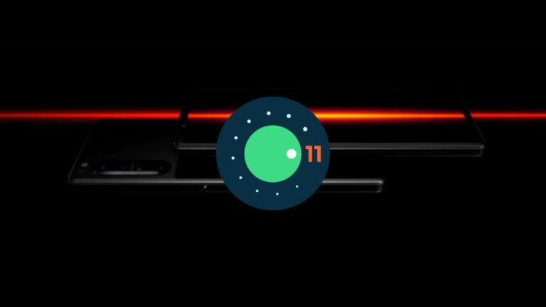 android 11 sony xperia