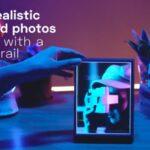 modalità ritratto iphone display olografico ologrammi