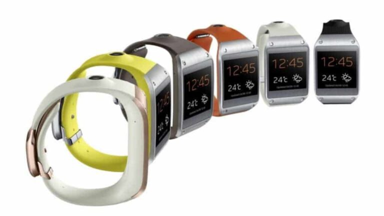 samsung galaxy gear fine supporto