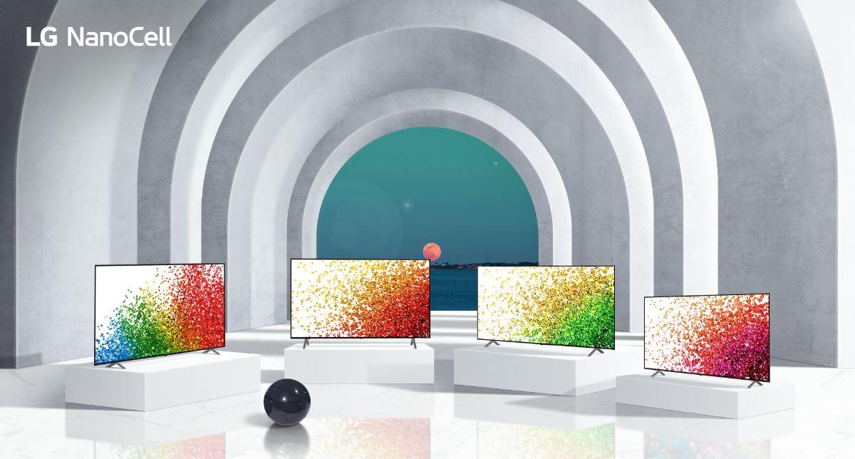 lg nanocell tv 2021