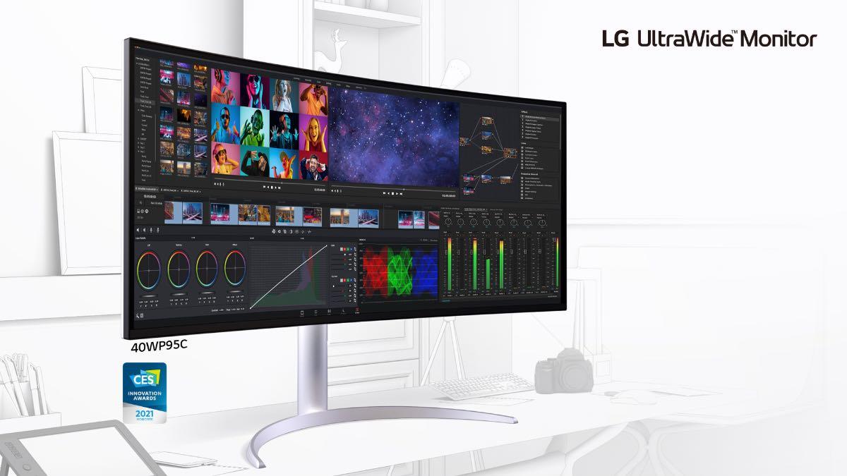 lg ultrawide monitor pc