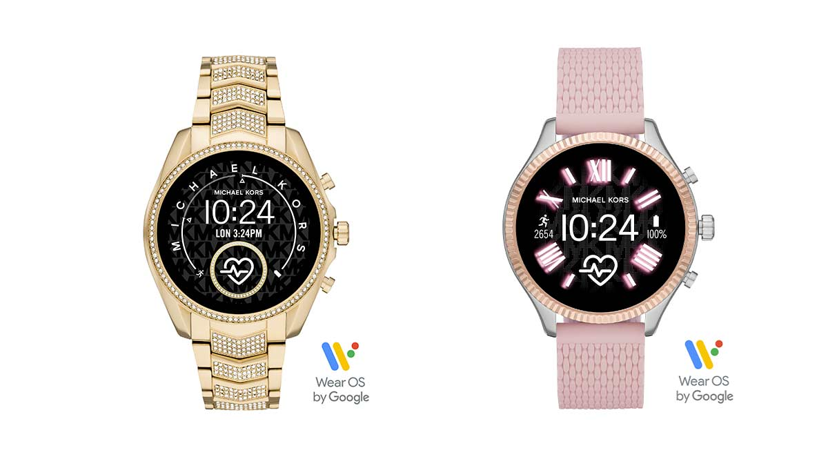 michael kors smartwatch 2