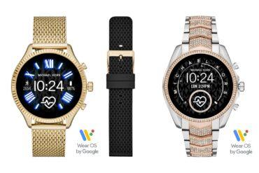 michael kors smartwatch wearos