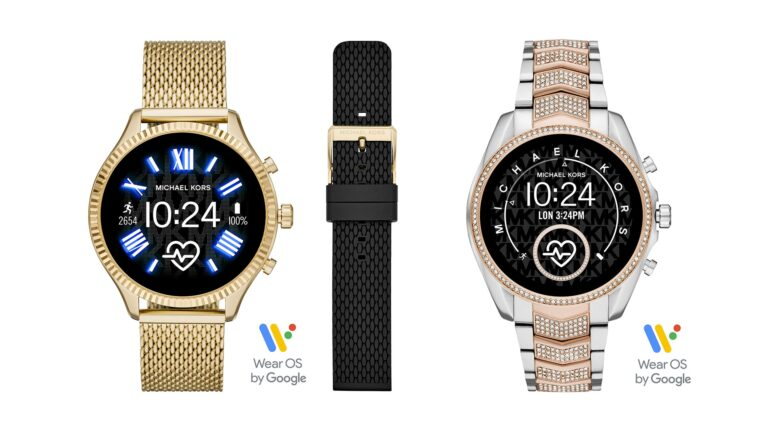 michael kors smartwatch wearos