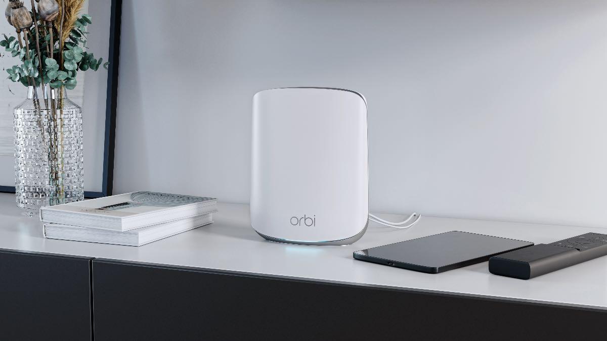 netgear orbi rbk353/352 sistema wi-fi 6 mesh 2