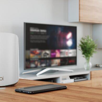 netgear orbi rbk353/352 sistema wi-fi 6 mesh