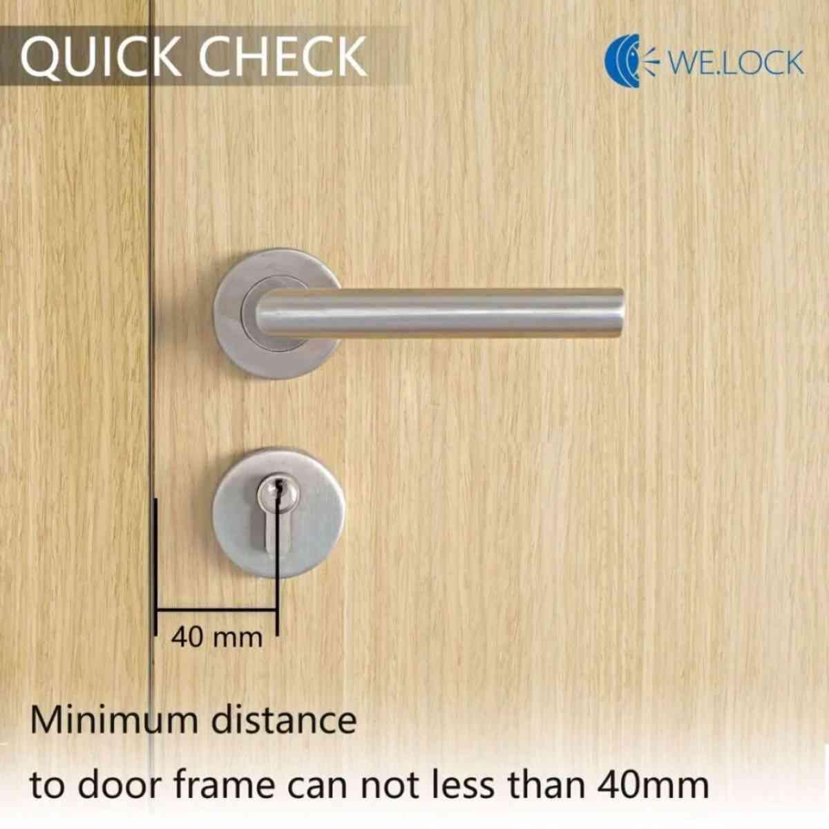 welock serratura smart card guida 2